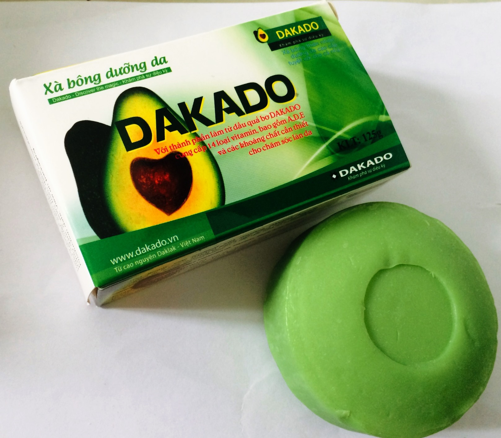 Dakado Avocado Soap